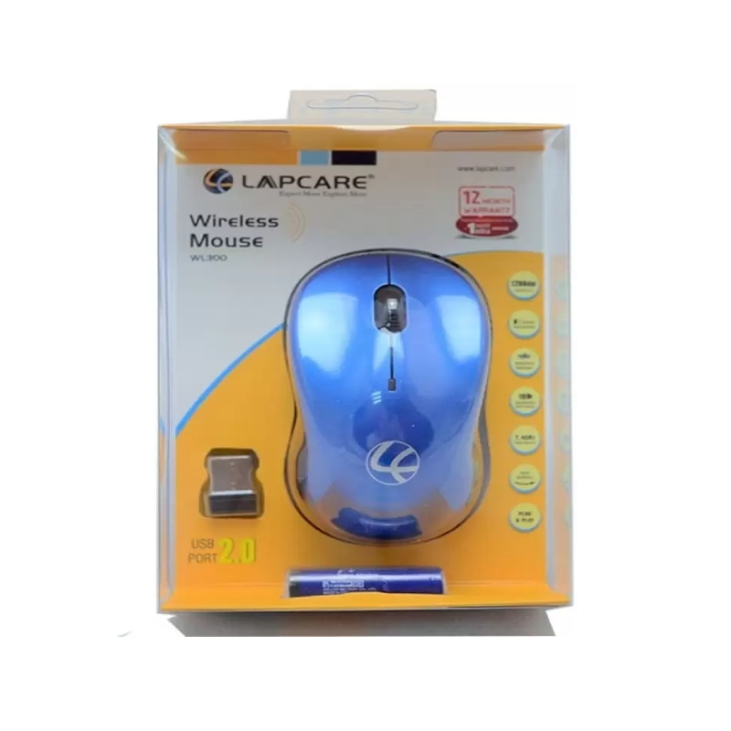 LAPCARE WIRELESS MOUSE