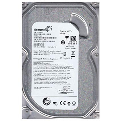 DESKTOP 500GB HDD SEAGATE (1 YEAR WARRENTY)