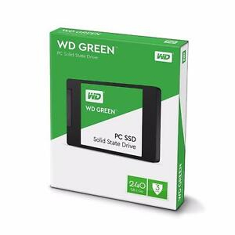 WD 240GB SSD HARD DRIVE (SOLID STATE DRIVE) (2 YEAR WARRENTY)